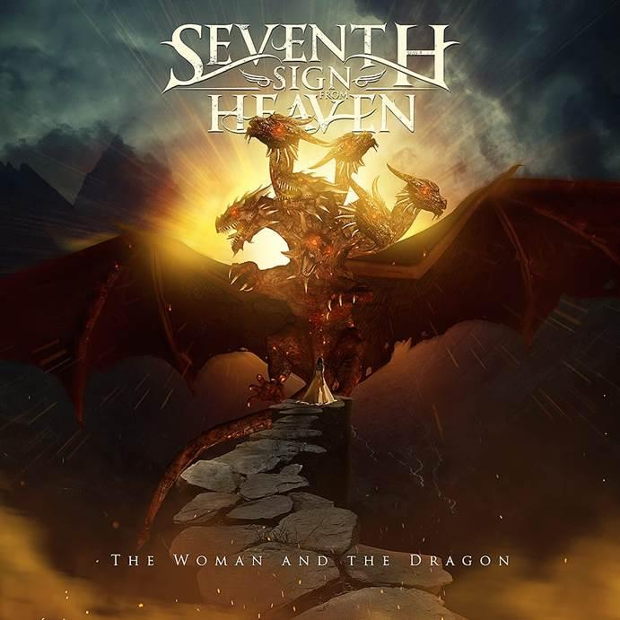 Seventh-Sign-From-Heaven-album-2020-The-Woman-And-The-Dragon